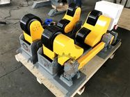 Pipe Self Aligned Welding Rotator Roller 5000kg Driving And Idler Unit